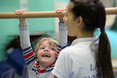 General Gymnastics for children